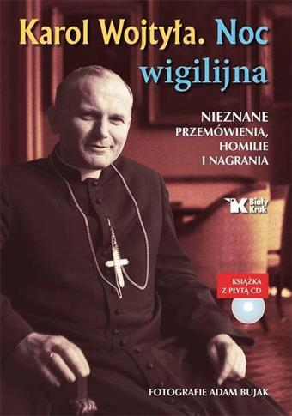 Karol Wojtyła. Noc Wigilijna + CD