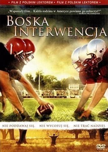 Boska interwencja DVD