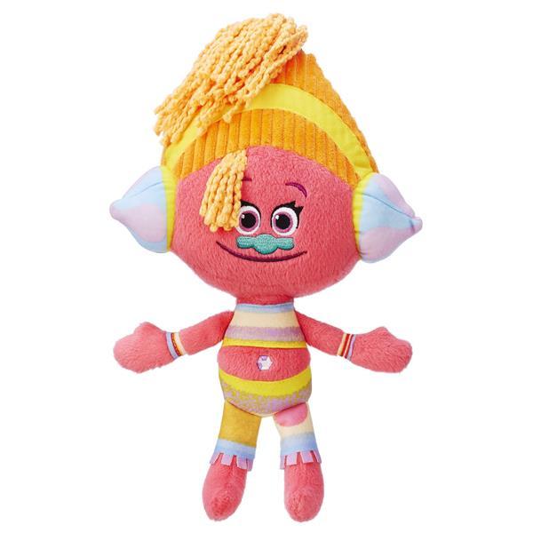 Hasbro Trolle Laleczka pluszowa pomarańczowe włosy