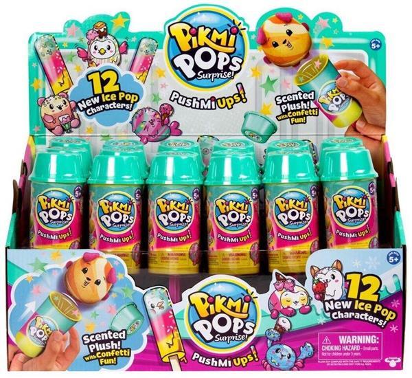Pikmi Pops S3 pluszak z confetti