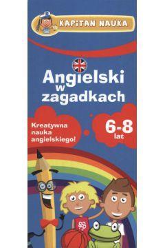 ANGIELSKI W ZAGADKACH 6-8 KARTY DLA DZIECI outlet