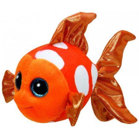 TY BEANIE BOOS SAMI - pomarańczowa ryba 15cm