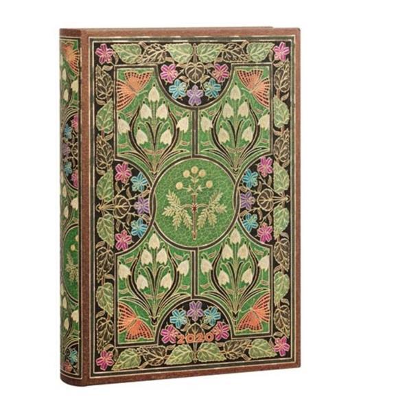 Kalendarz książkowy mini 2020 12M Poetry in Bloom
