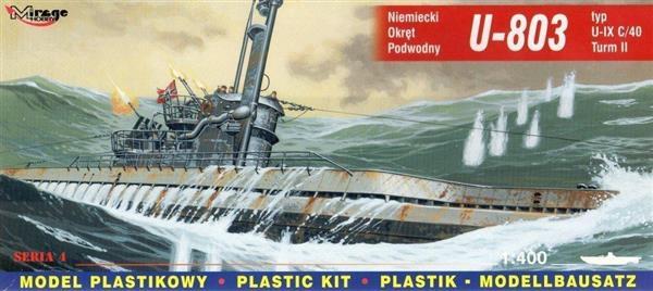 Okręt Podwodny U-803 Niemiecki