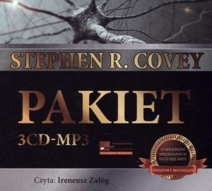 Pakiet - Stephen R. Covey Audiobook