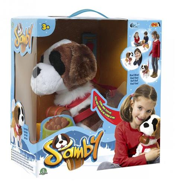 Samby - Pies interaktywny