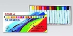 Pastele olejne 16 kolorów DONG-A