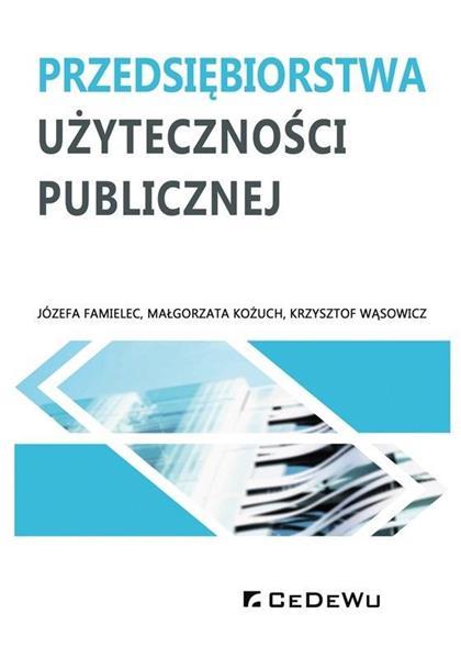 Przedsiębiorstwa użyteczności publicznej