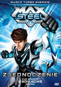 MAX STEEL. ZJEDNOCZENIE, DVD
