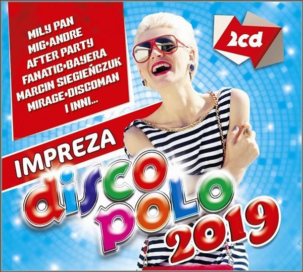 Impreza Disco Polo 2019 (2CD)