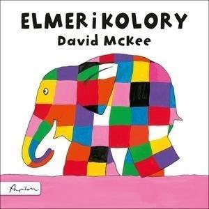 Elmer i kolory