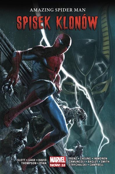 Amazing Spider Man T.5 Spisek klonów