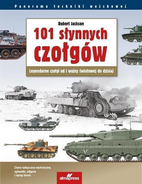 101 słynnych czołgów w.2