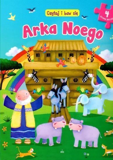 Czytaj i baw się. Arka Noego