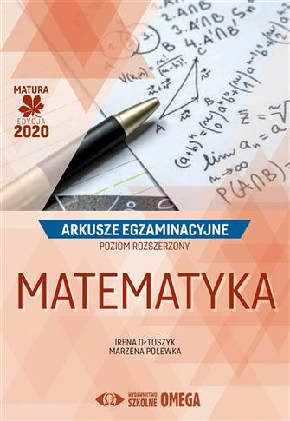 Matura 2020 Arkusze egzam. Matematyka ZR OMEGA
