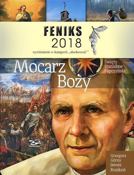 Mocarz Boży. Św. Stanisław Papczyński
