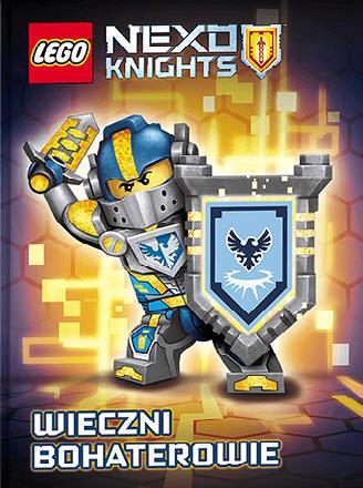 Lego Nexo wieczni bohaterowie