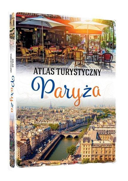 Atlas turystyczny. Paryża