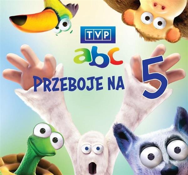 TVP abc. Przeboje na piątkę CD