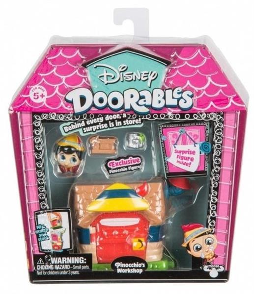 Doorables Zestaw Mini Domek Pinokia