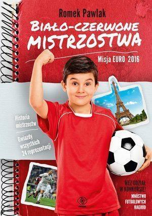 BIAŁO-CZERWONE MISTRZOSTWA MISJA EURO 2016 BR