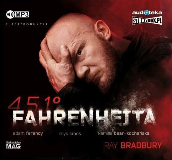 451 stopni Fahrenheita audiobook