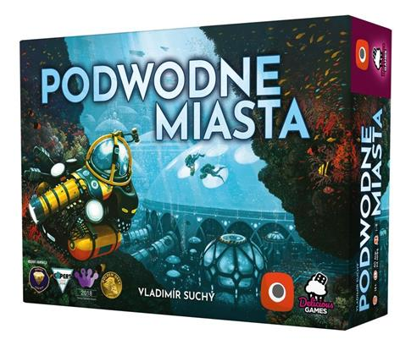 Podwodne Miasta PORTAL