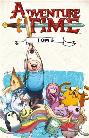 Adventure Time T.3