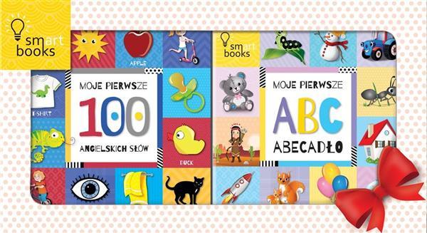 Moje pierwsze 100 ang. słów/Moje pierwsze ABC..