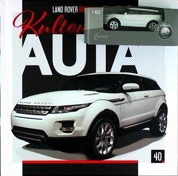 Kultowe Auta T.40 Land Rover Range Evoque