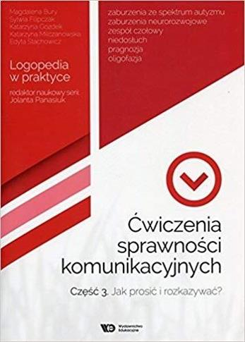 Ćwiczenia sprawności komunikacyjnych cz.3 w.2018