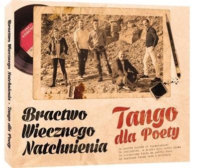 Bractwo Wiecznego Natchnienia - Tango dla poety CD