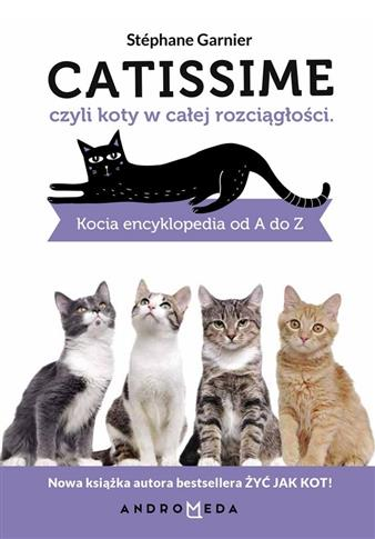Catissime, czyli koty w całej rozciągłości