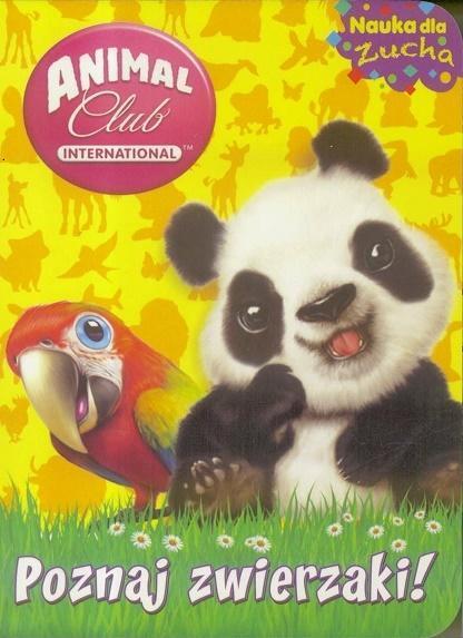 Animal Club. Nauka dla zucha nr 1 outlet