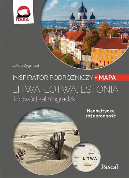 Inspirator podróżniczy. Litwa, łotwa, Estonia..