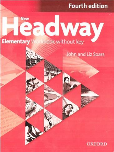 Headway NEW 4E Elementary WB without key OXFORD