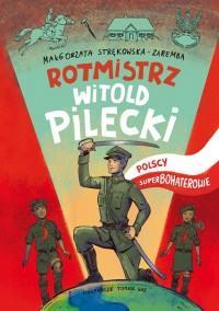 ROTMISTRZ WITOLD PILECKI POLSCY SUPERBOHAT. outlet