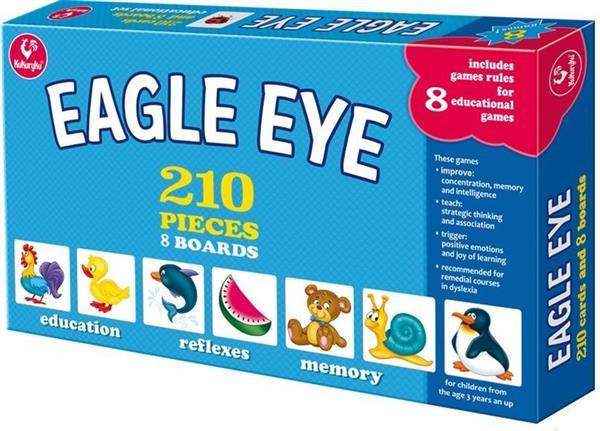 Bystre oczko - Eagle Eye