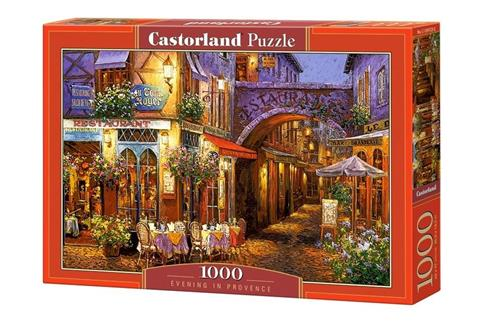 Puzzle 1000 Evening in Provence CASTOR