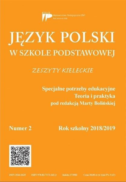 Język polski w szkole podstawowej nr 2 2018/2019