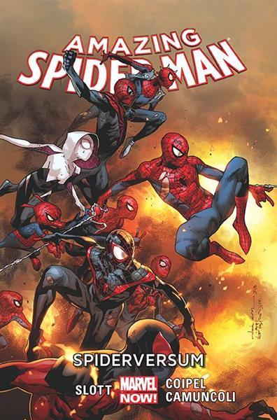 AMAZING SPIDER-MAN. TOM 3. SPIDERVERSUM