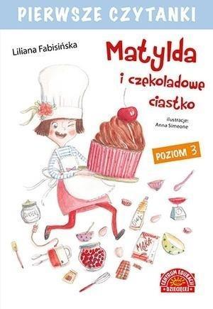 Pierwsze czytanki Matylda i czekoladowe...  outlet