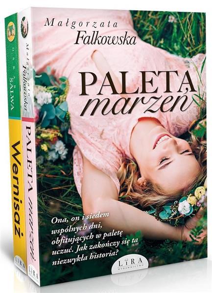 Pakiet: Paleta marzeń/Wernisaż