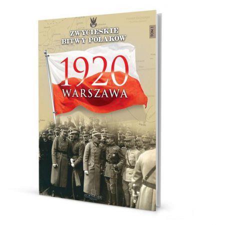 DF Zwycięskie bitwy Polaków 1 Warszawa 1920 OUTLET