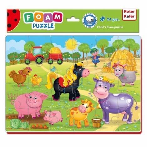 Miękkie puzzle A4 Śmieszne zdjęcia Gospodarstwo