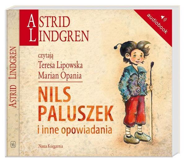 Astrid Lindgren. Nils Paluszek i inne.. audiobook