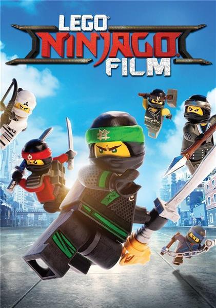 Lego Ninjago. Film DVD