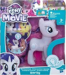 My Little Pony. Świecące kopytka Rarity