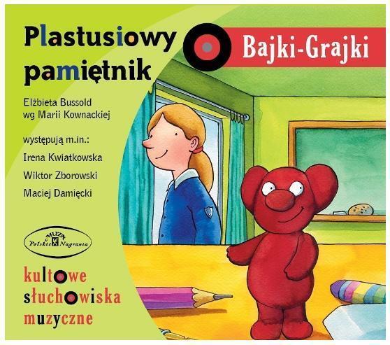 Bajki - Grajki. Plastusiowy pamiętnik CD