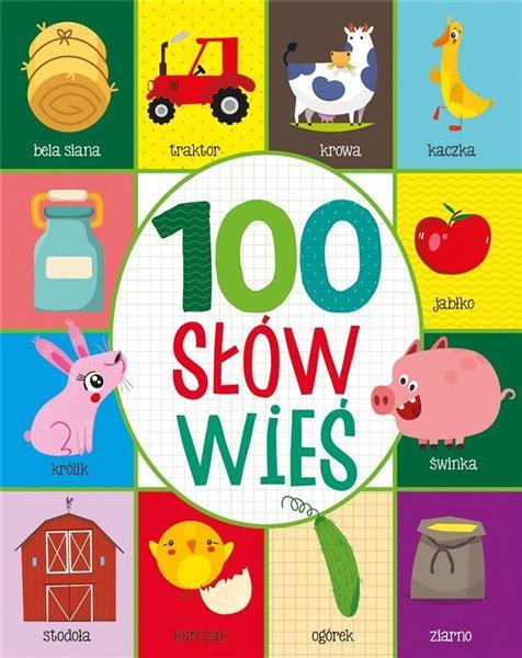 100 pierwszych słów Wieś